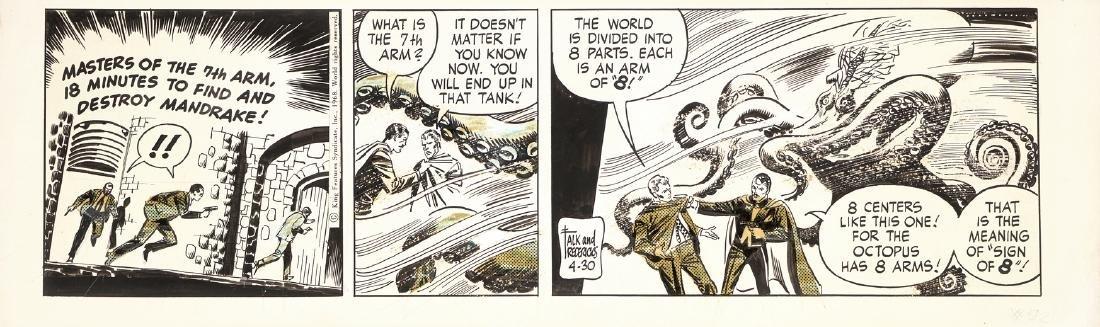"Fredericks Fred - ""Mandrake the Magician"", 1968"