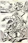 "Chaykin Howard - ""Conan the Barbarian - The Eye of the"