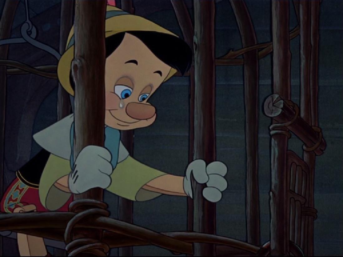 "Studio Disney - ""Pinocchio"", 1940 - 2"