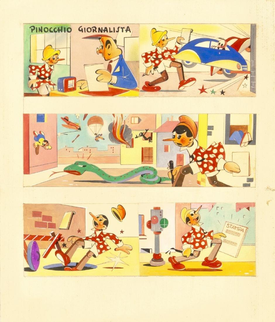 "Bizen (Zenobio Baggioli) - ""Pinocchio"