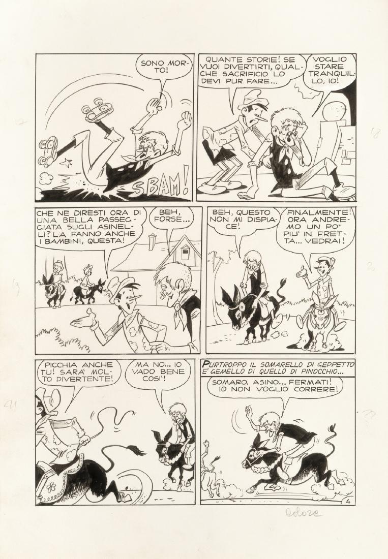 """Agnello Giancarlo - """"Pinocchio e la """"Cura"""" - 4"""