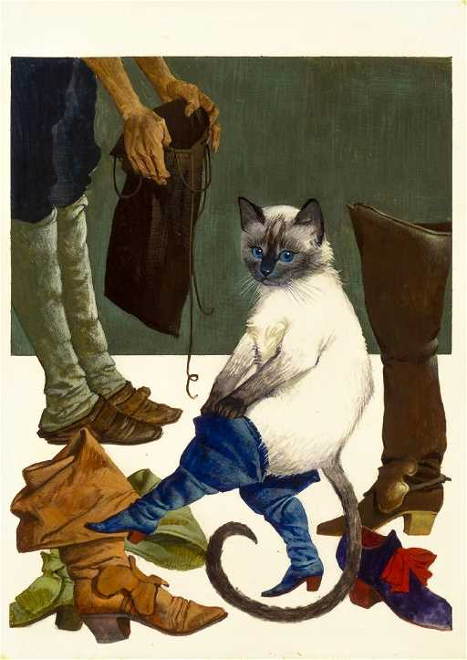 Colombi Cesare Il Gatto Con Gli Stivali