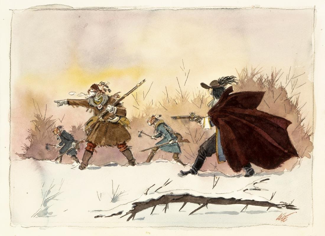 """Vianello Lele - """"Deerfield 1704: L'ultimo"""