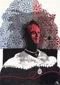 """Pazienza Andrea - """"Madame Curaro"""", 1975"""