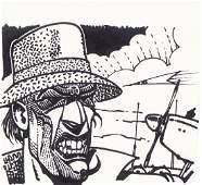"""Pazienza Andrea - """"Petrolio"""", anni '80"""