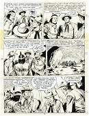 """Letteri Guglielmo - """"Tex - L'uomo dai cento"""