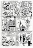 """Buscema John - """"Fantastic Four - Good-Bye!"""","""
