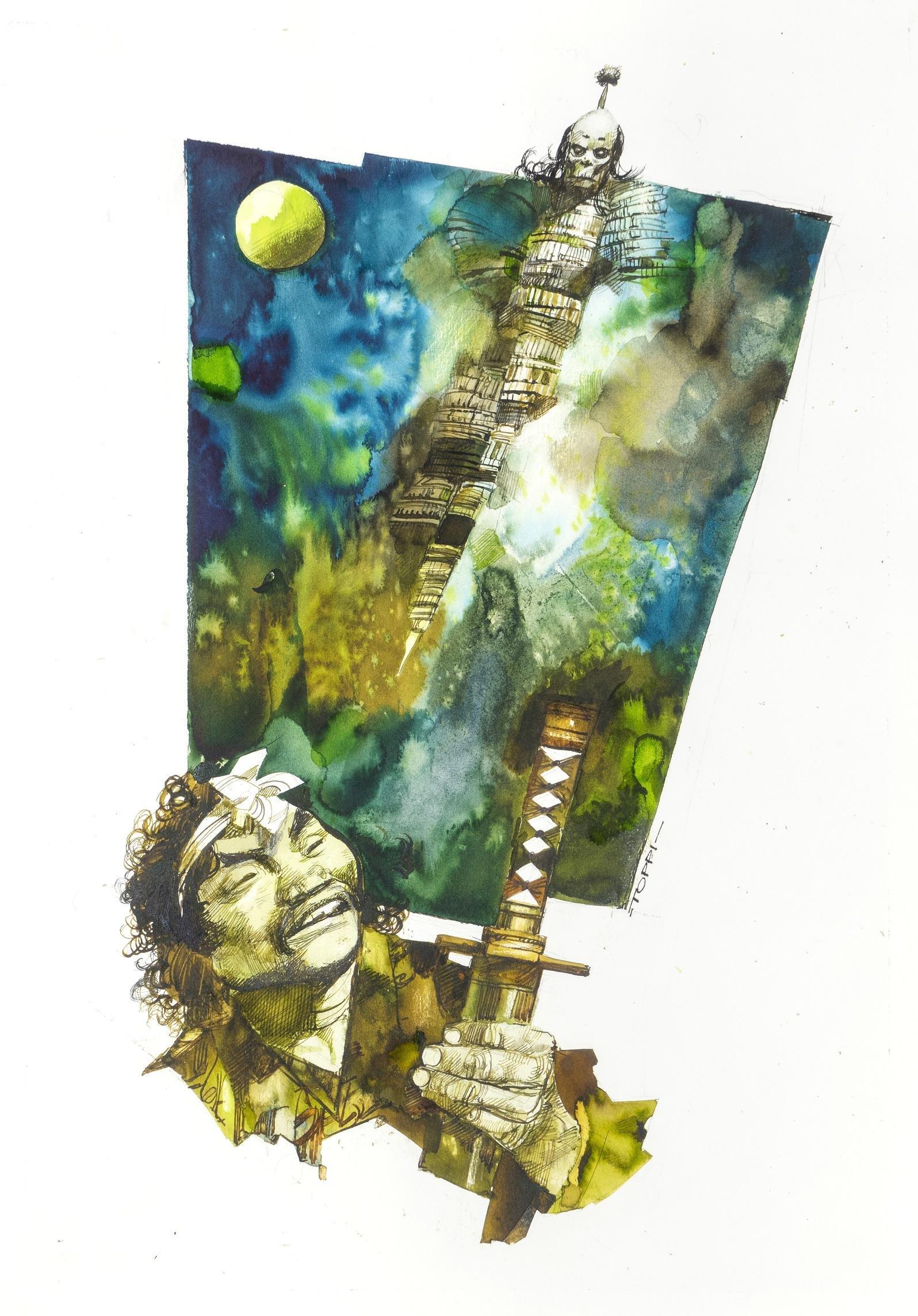 """Toppi Sergio - """"Il ritorno del Samurai"""", 2007"""