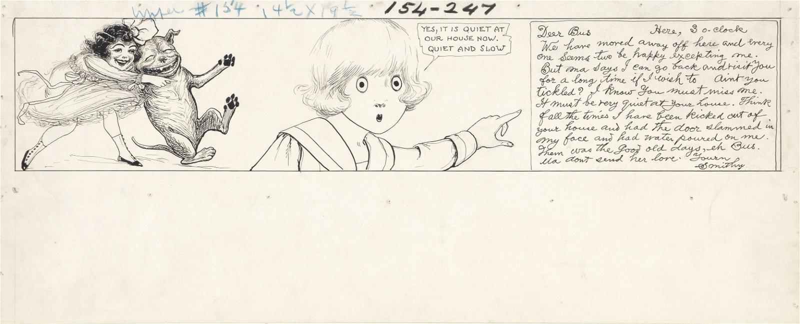 "Outcault Richard F. - ""Buster Brown "", anni"