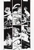 "Chaykin Howard - ""Black Kiss"", 1988"