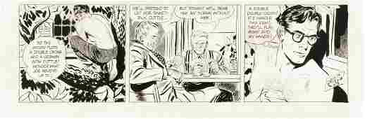 "Raymond Alex - ""Rip Kirby"", 13/03/1951"