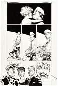 "Chaykin Howard - ""Black Kiss "", 1988"