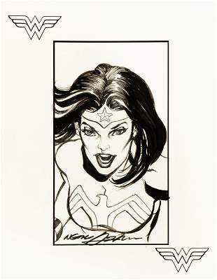 "Adams Neal - ""Wonder Woman"""