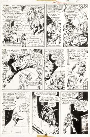 "Buscema Sal - ""Nova - The Deadly Diamondhead Is"