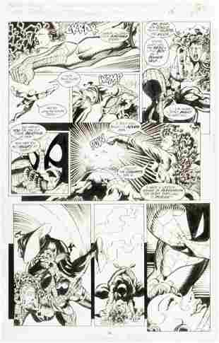 "Buscema Sal&Fry James - ""Spectacular Spider-Man"