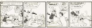 "Capp Al - ""Li´l Abner - Whale bait"","