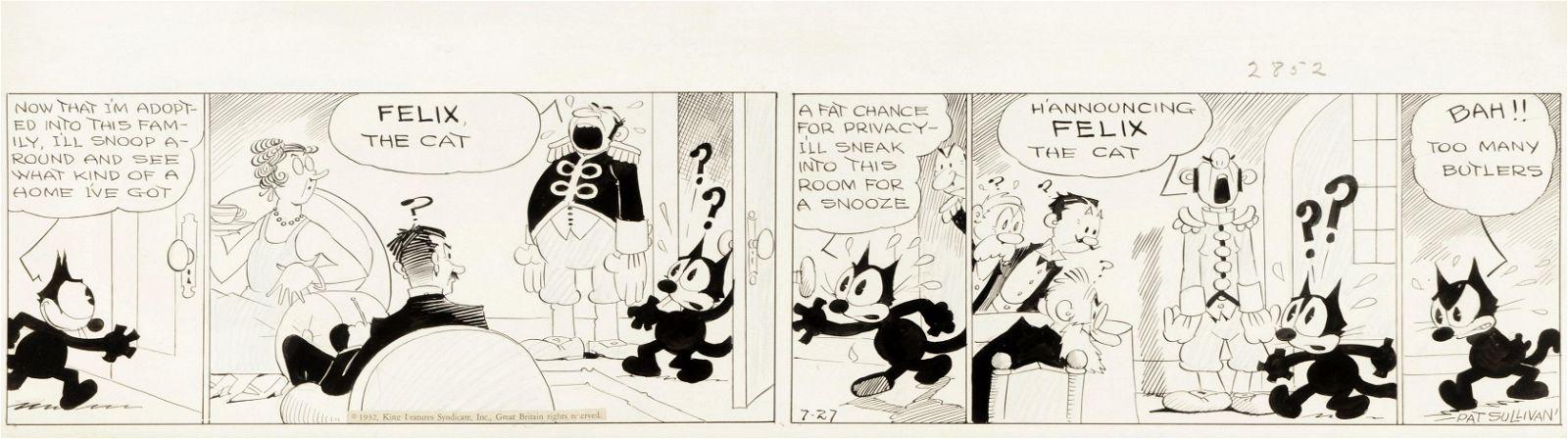"Sullivan Pat&Messmer Otto - ""Felix the Cat"""
