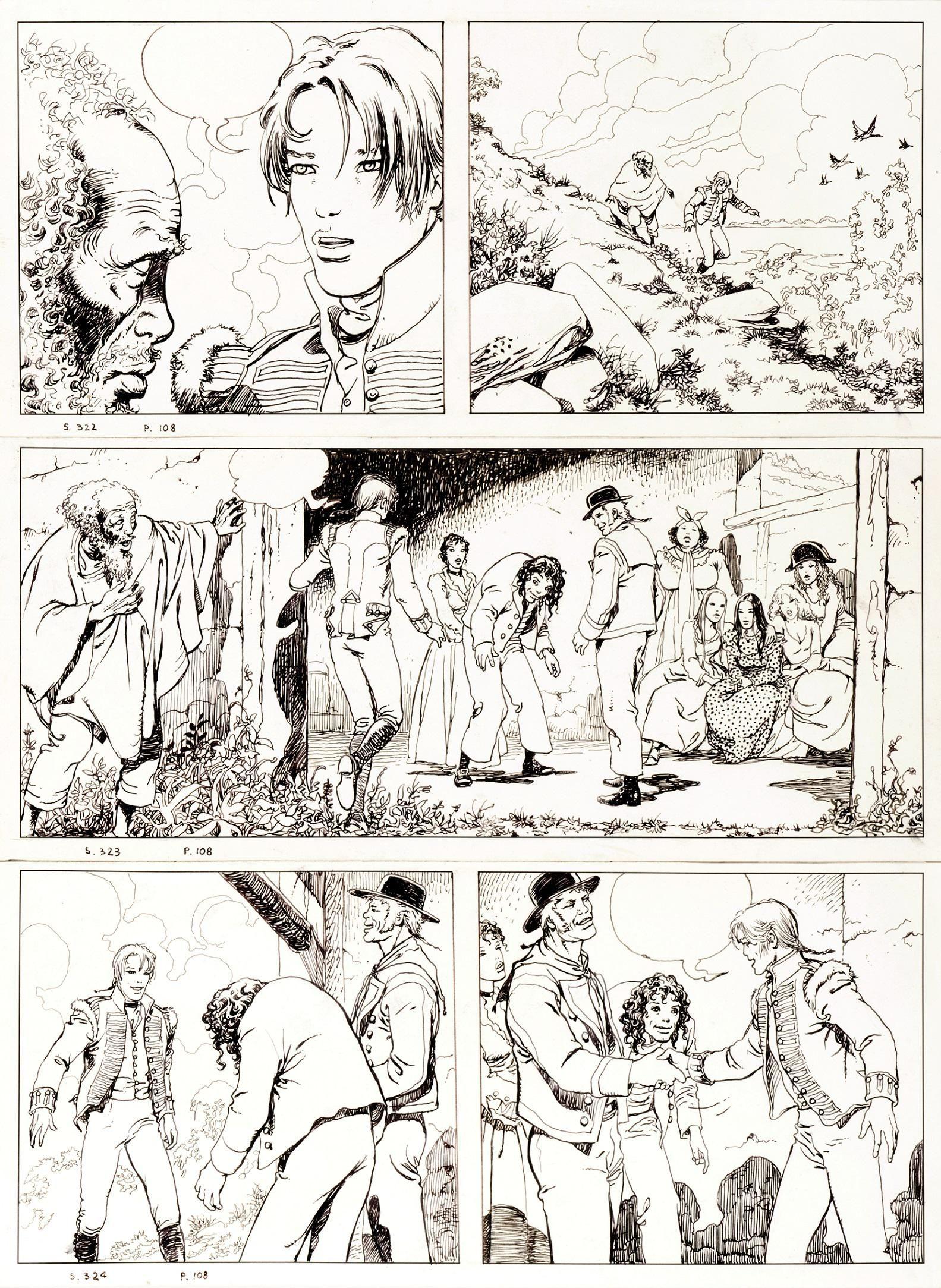 """Manara Milo - """"El Gaucho"""", 1991"""