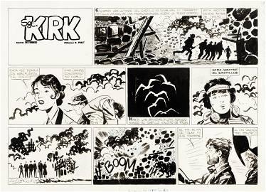 """Pratt Hugo - """"Il Sergente Kirk - Il castello di"""