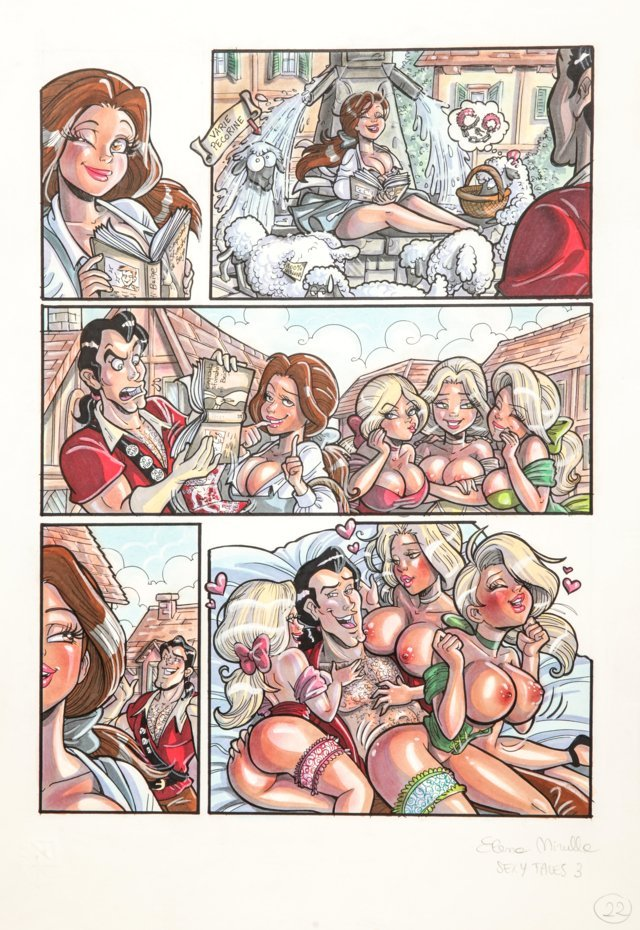 "Mirulla Elena - ""Sexy Tales 3"", 2014"