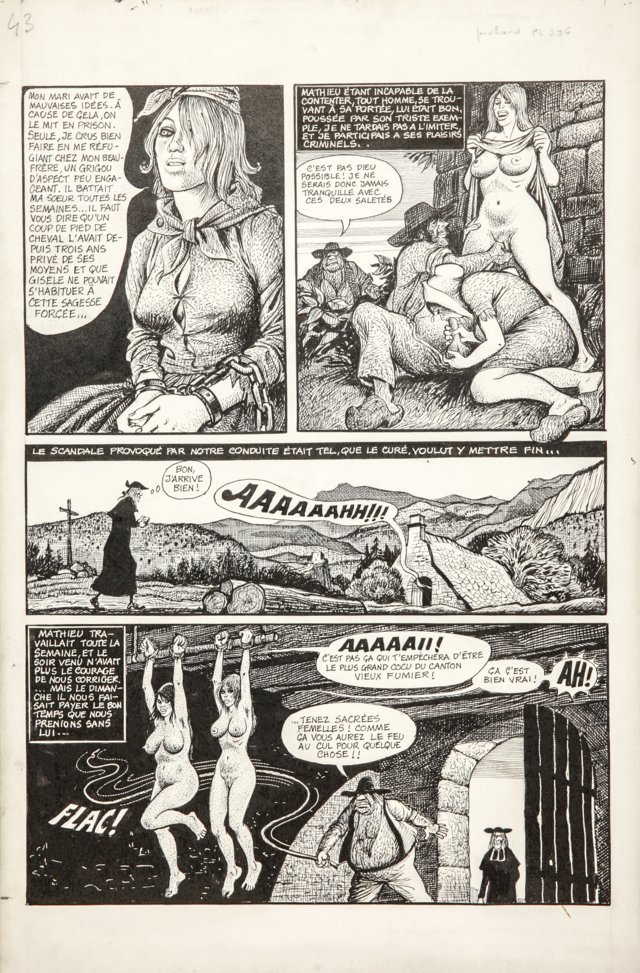 "Pichard George - ""Marie-Gabrielle de Saint-Eutrope"""