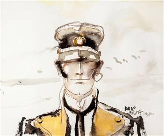 "Pratt Hugo - ""Corto Maltese"", 1980"