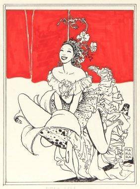"Manara Milo - ""dedicato A Josephine"", Anni '80"