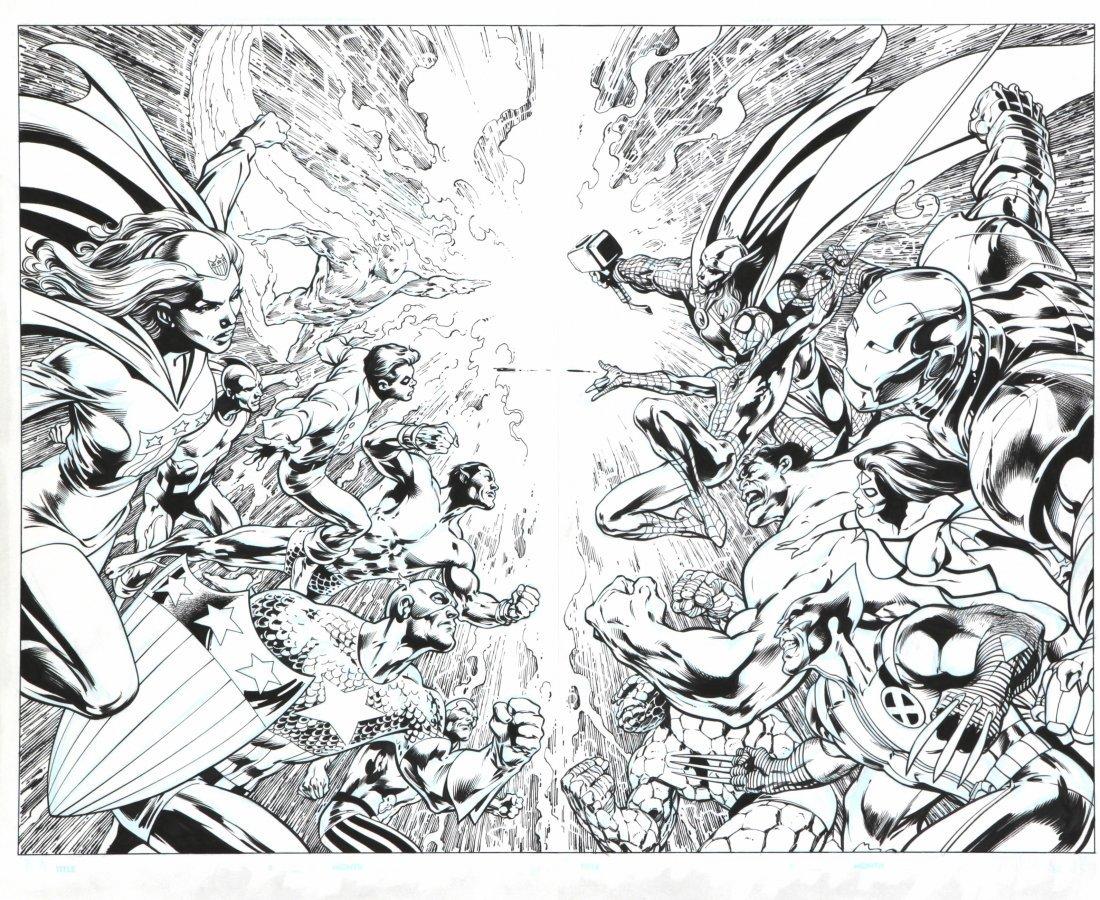 "Davis Alan - ""Marvel 70th Anniversary Collection"", 2009"