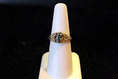 Natural 1.73ct Alexandrite 14kt Ring $23,150.00