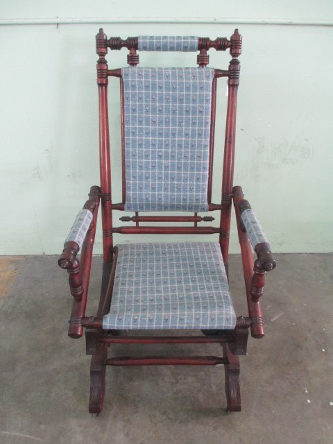 Late 1800's Rocking Chair