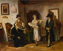 Mozart Rottmann (Hungarian 1874-1950)