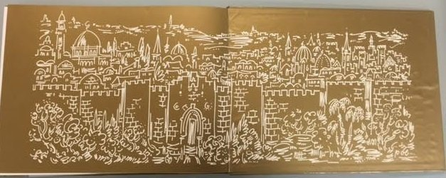 The Golden Haggadah of Jerusalem / Jossi Stern - 3