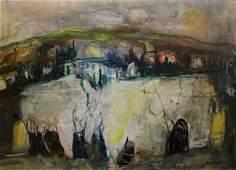Zvi Mairovich (Polish/Israeli, 1911-1974)