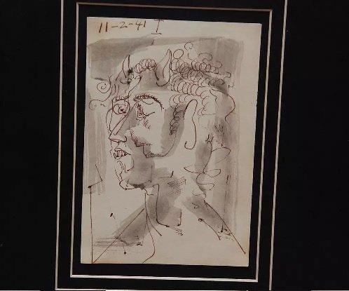 Circle of Pablo Picasso (Spanish 1908-1909) - 2