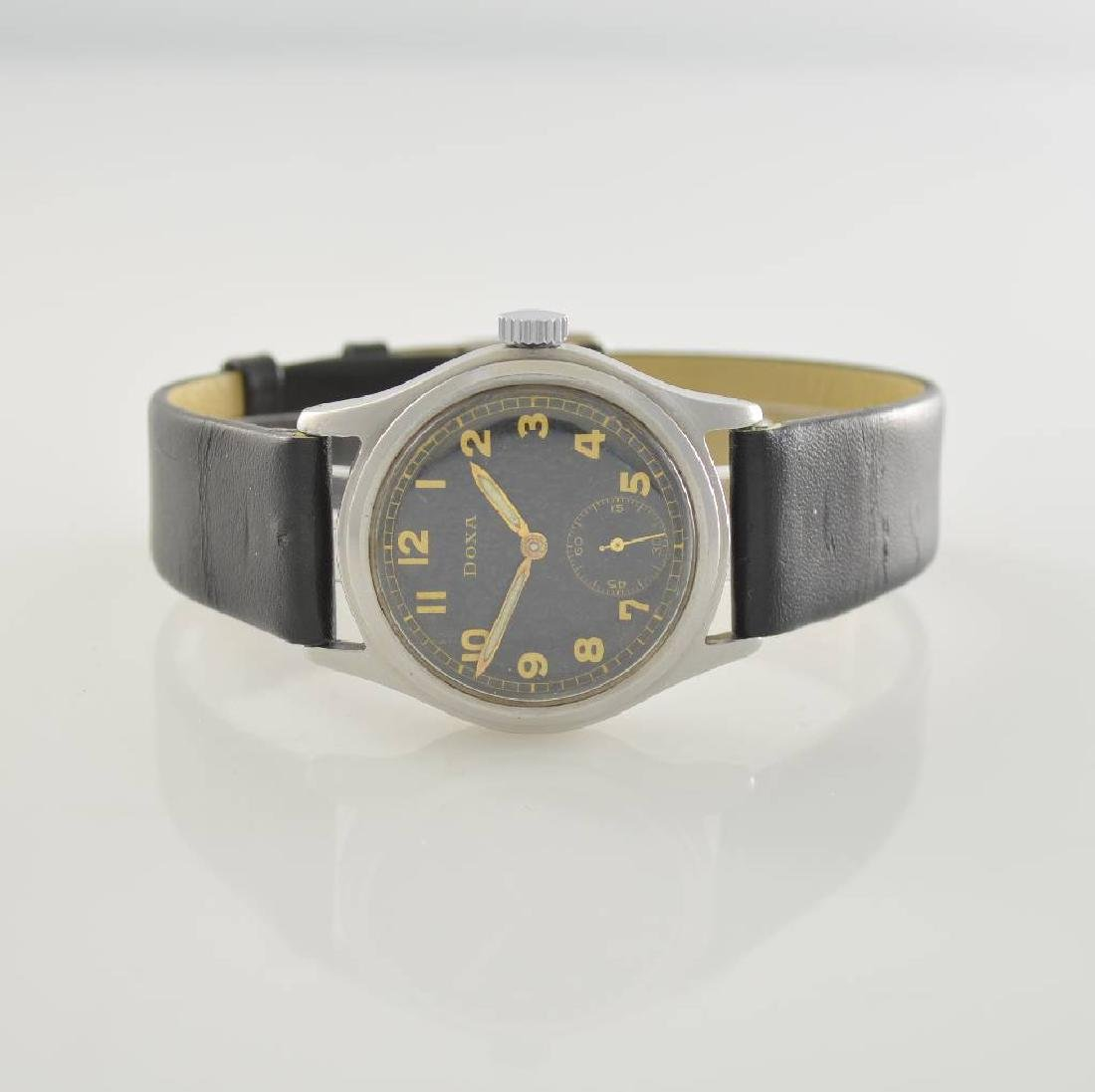 DOXA German military wrist watch D4530975H