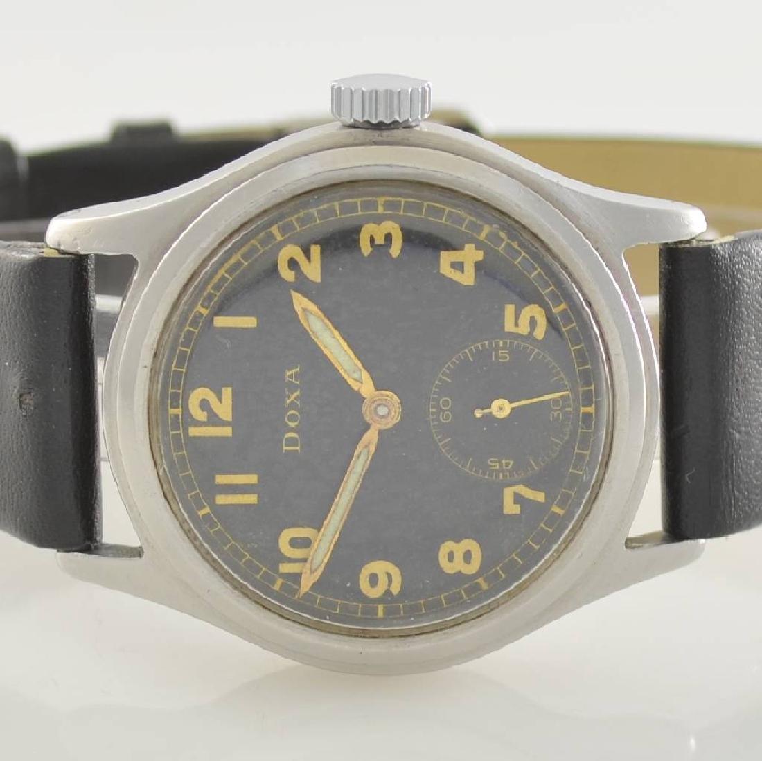 DOXA German military wrist watch D4530975H - 2