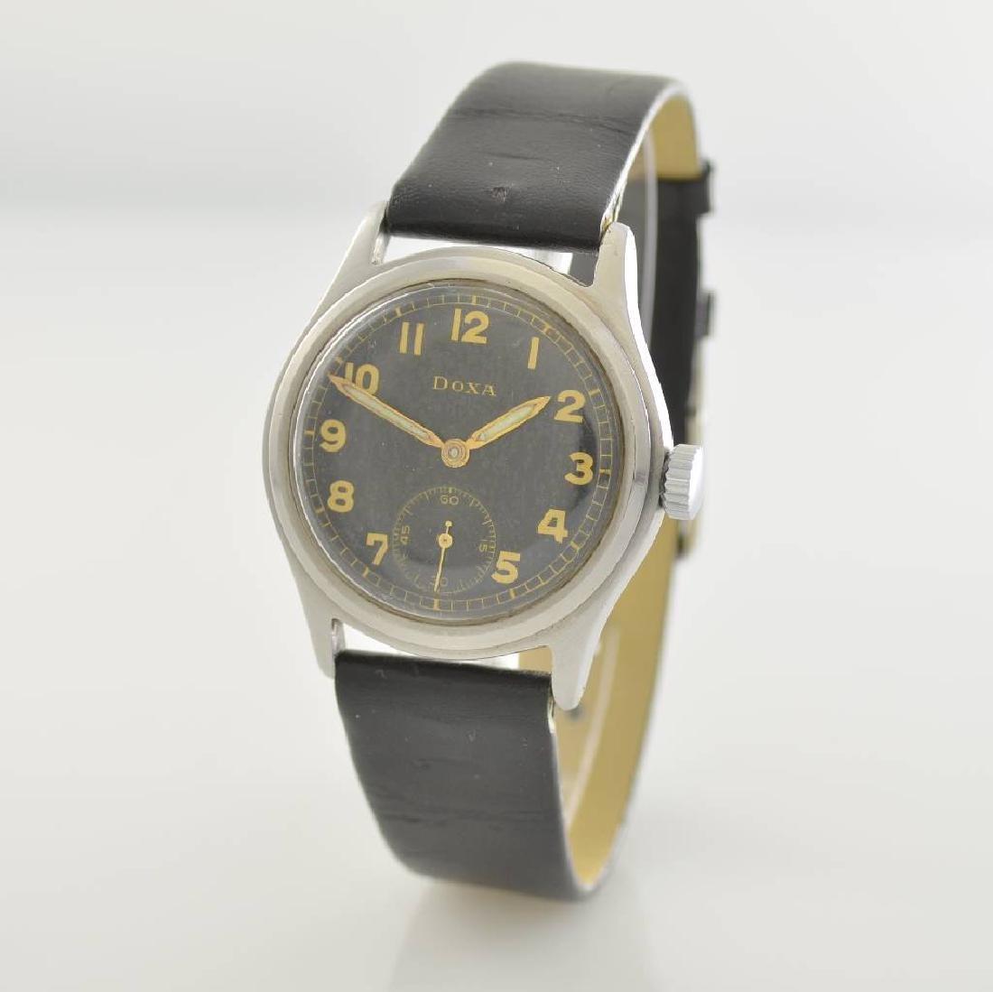 DOXA German military wrist watch D4530975H - 3
