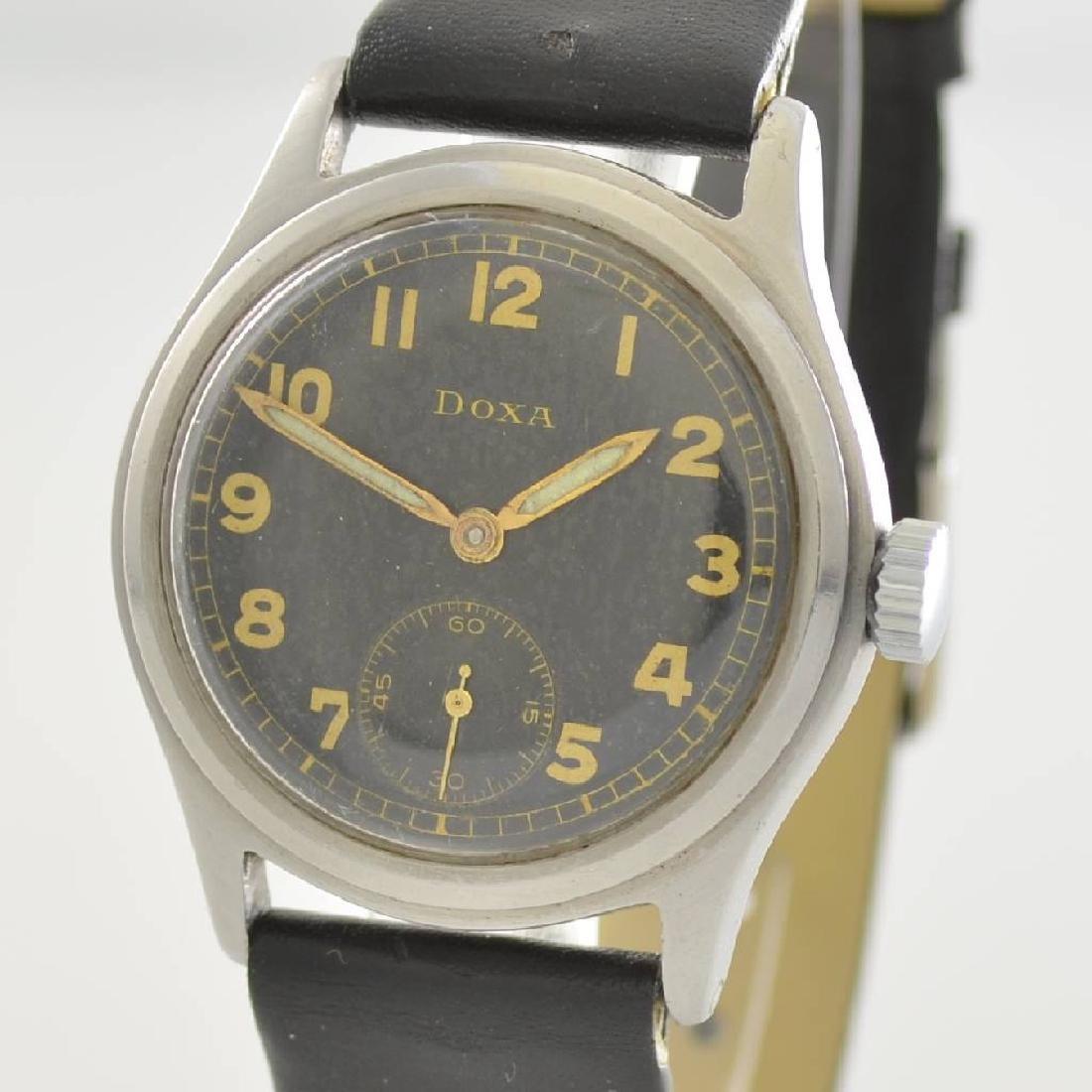 DOXA German military wrist watch D4530975H - 4