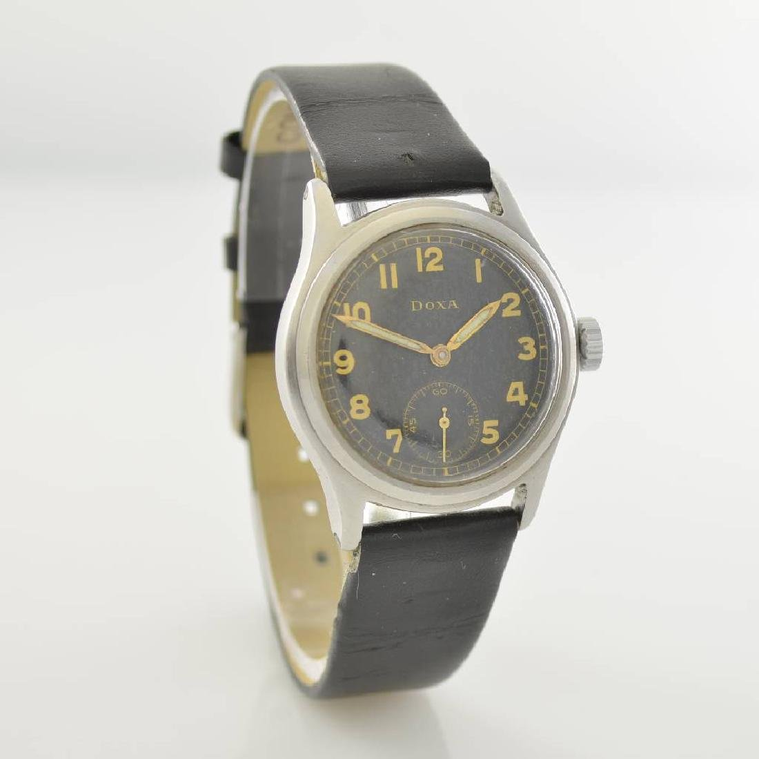 DOXA German military wrist watch D4530975H - 5