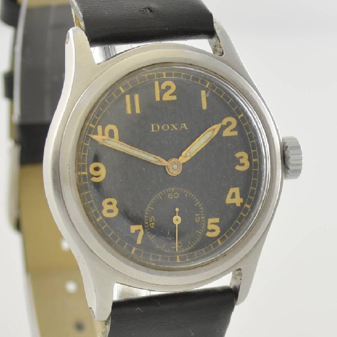 DOXA German military wrist watch D4530975H - 6