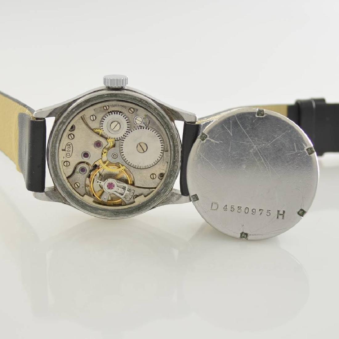 DOXA German military wrist watch D4530975H - 7