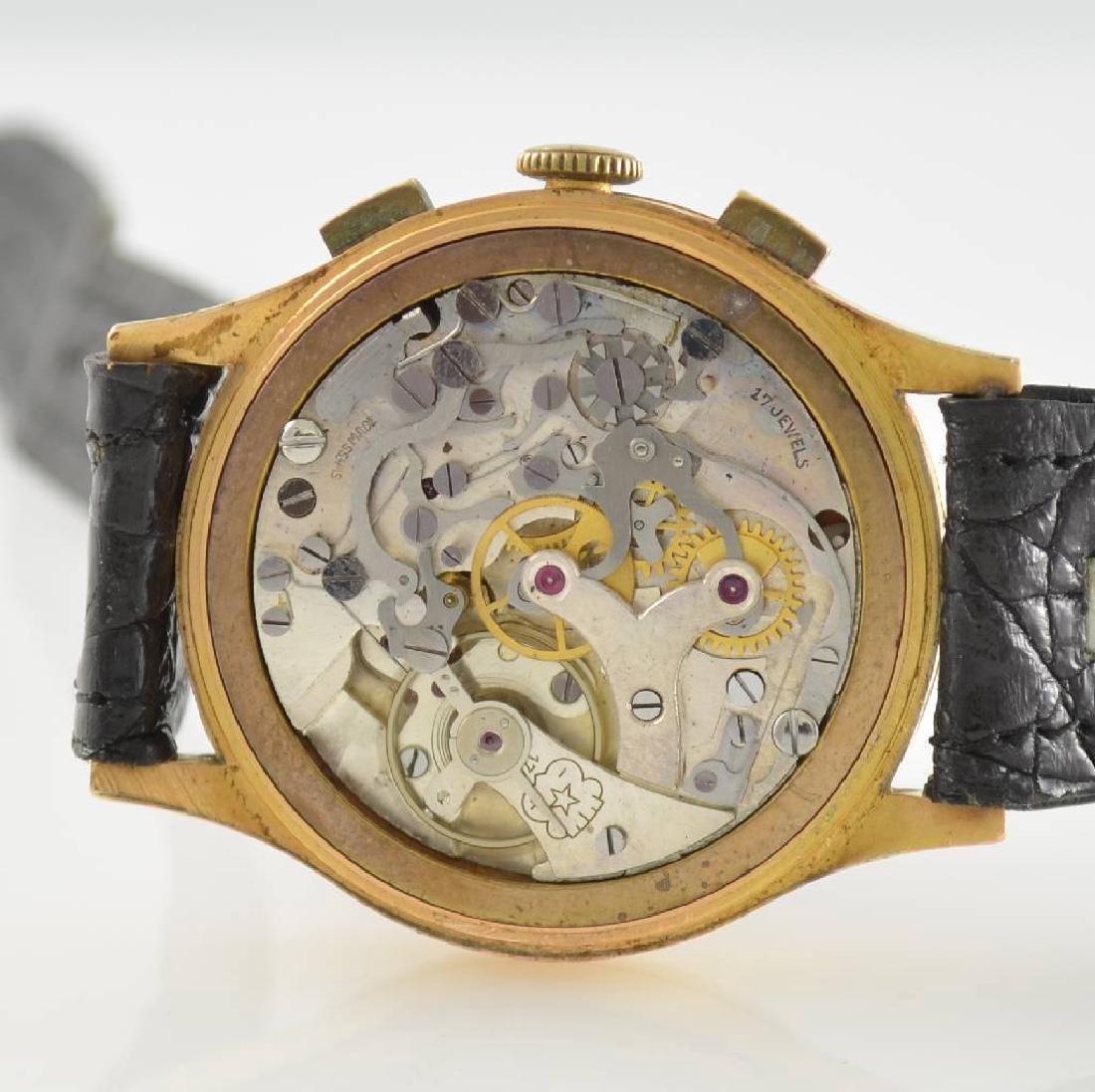 CHRONOGRAPHE SUISSE 18k gold intermediate wheel - 6