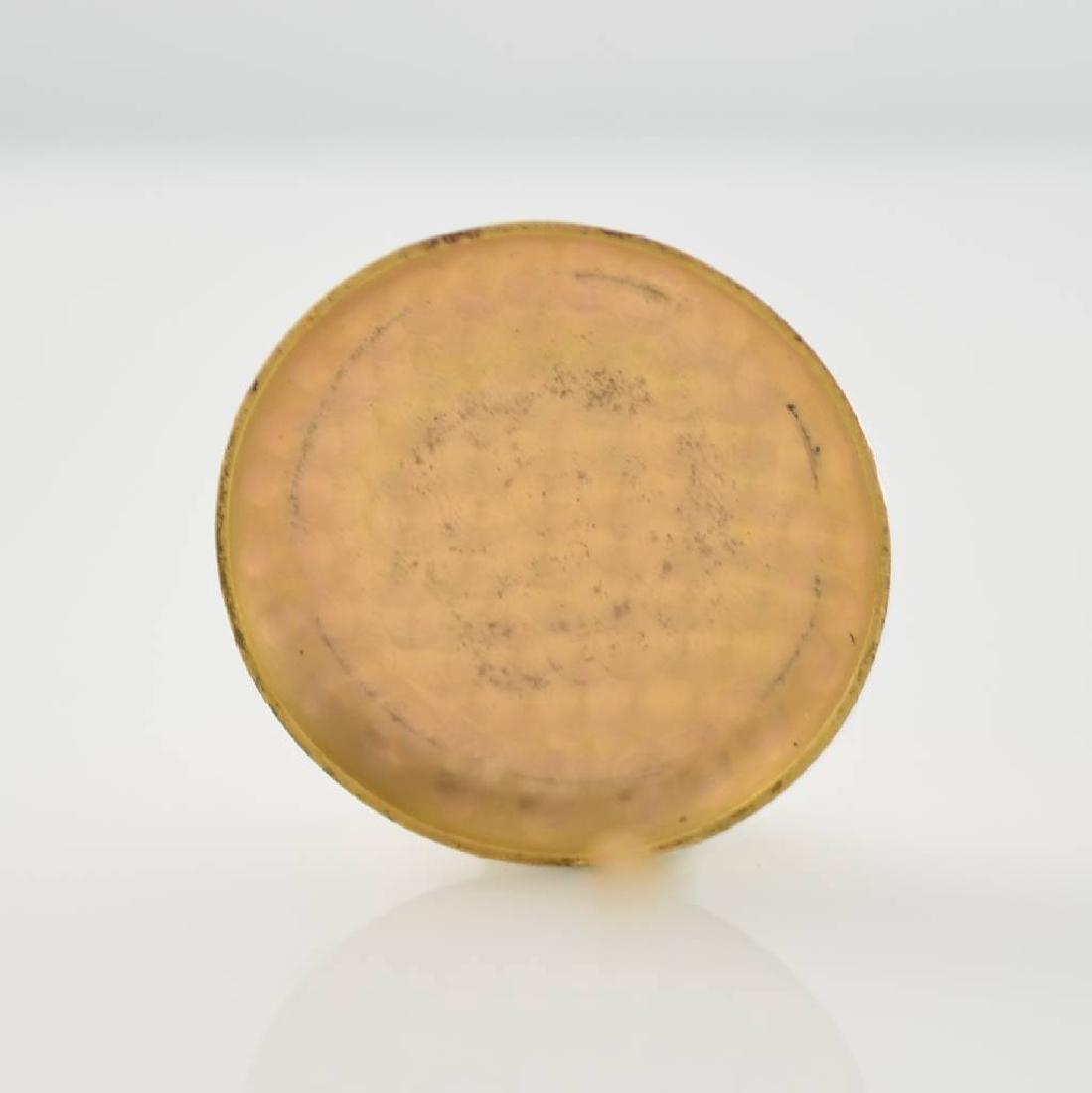 CHRONOGRAPHE SUISSE 18k gold intermediate wheel - 8