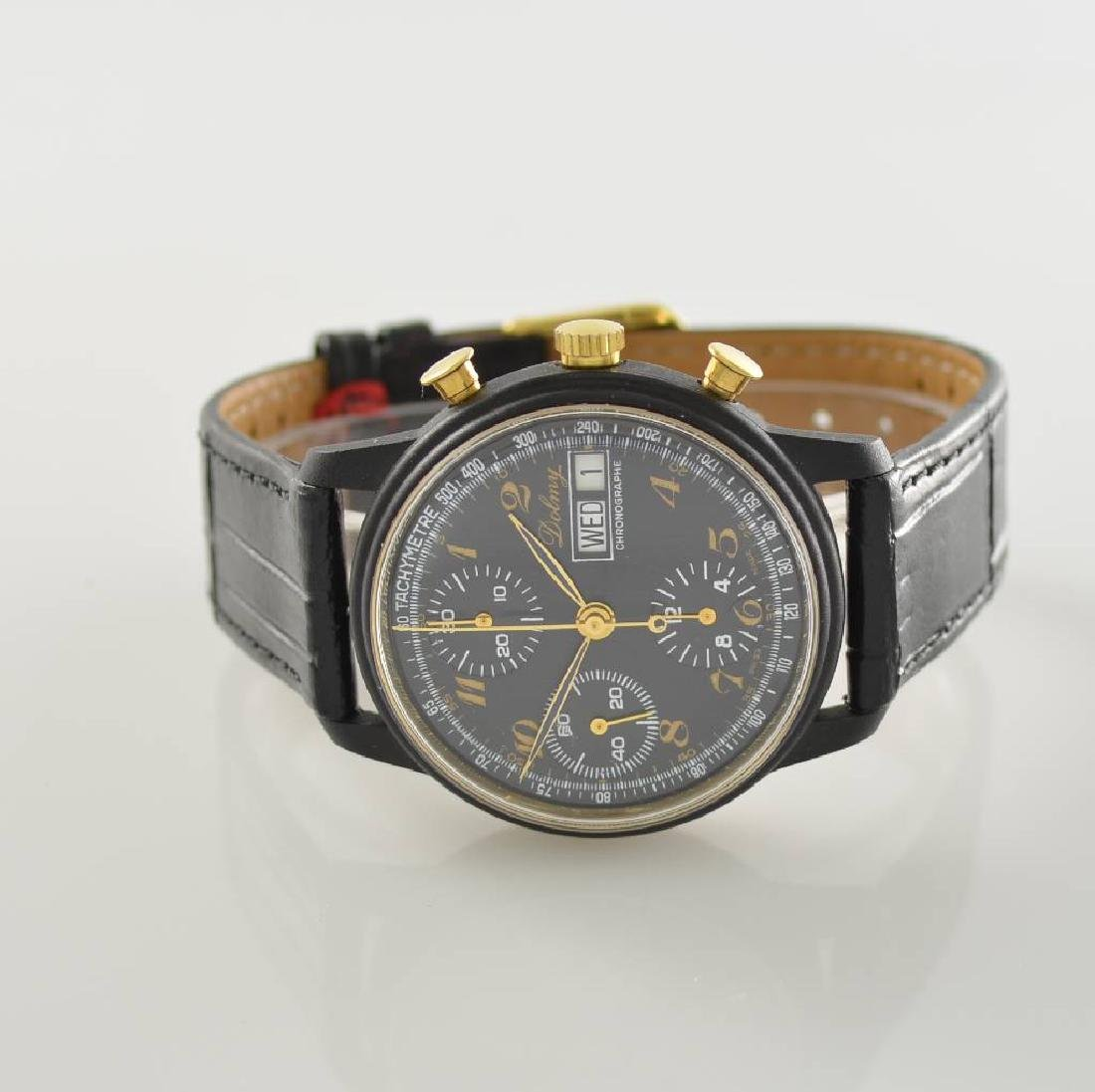 DOLMY manual wound chronograph