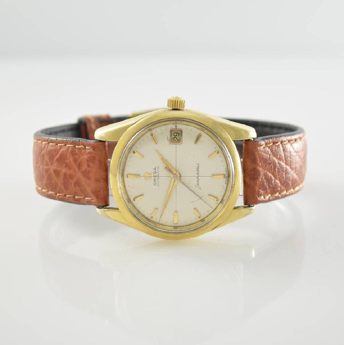 OMEGA self winding gents wristwatch model Seamaster