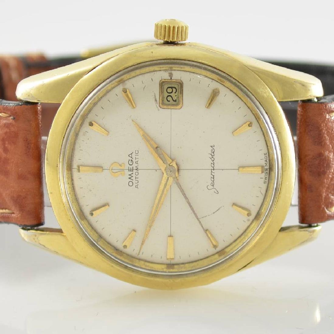 OMEGA self winding gents wristwatch model Seamaster - 2