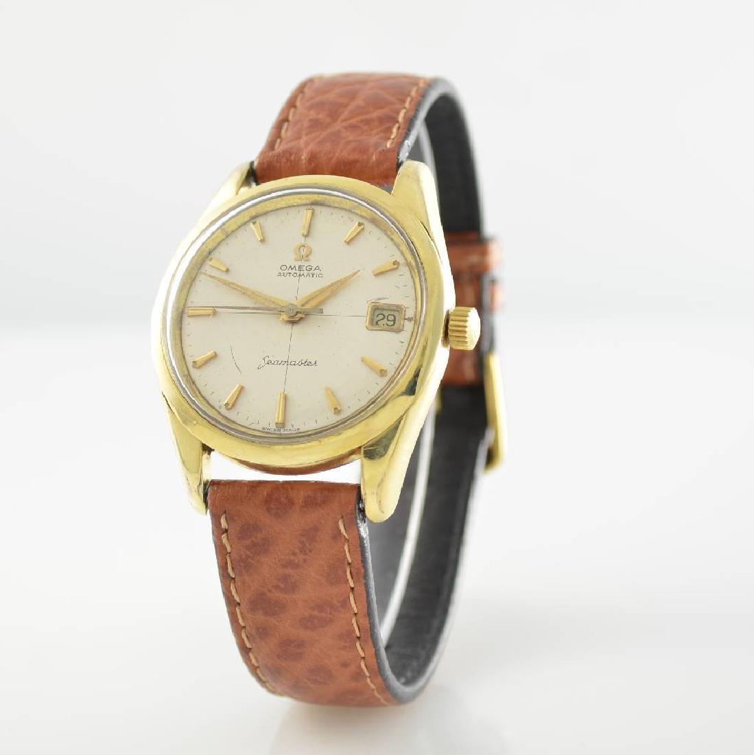 OMEGA self winding gents wristwatch model Seamaster - 3
