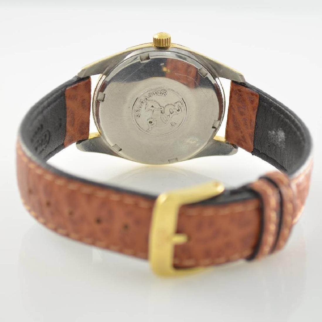 OMEGA self winding gents wristwatch model Seamaster - 4