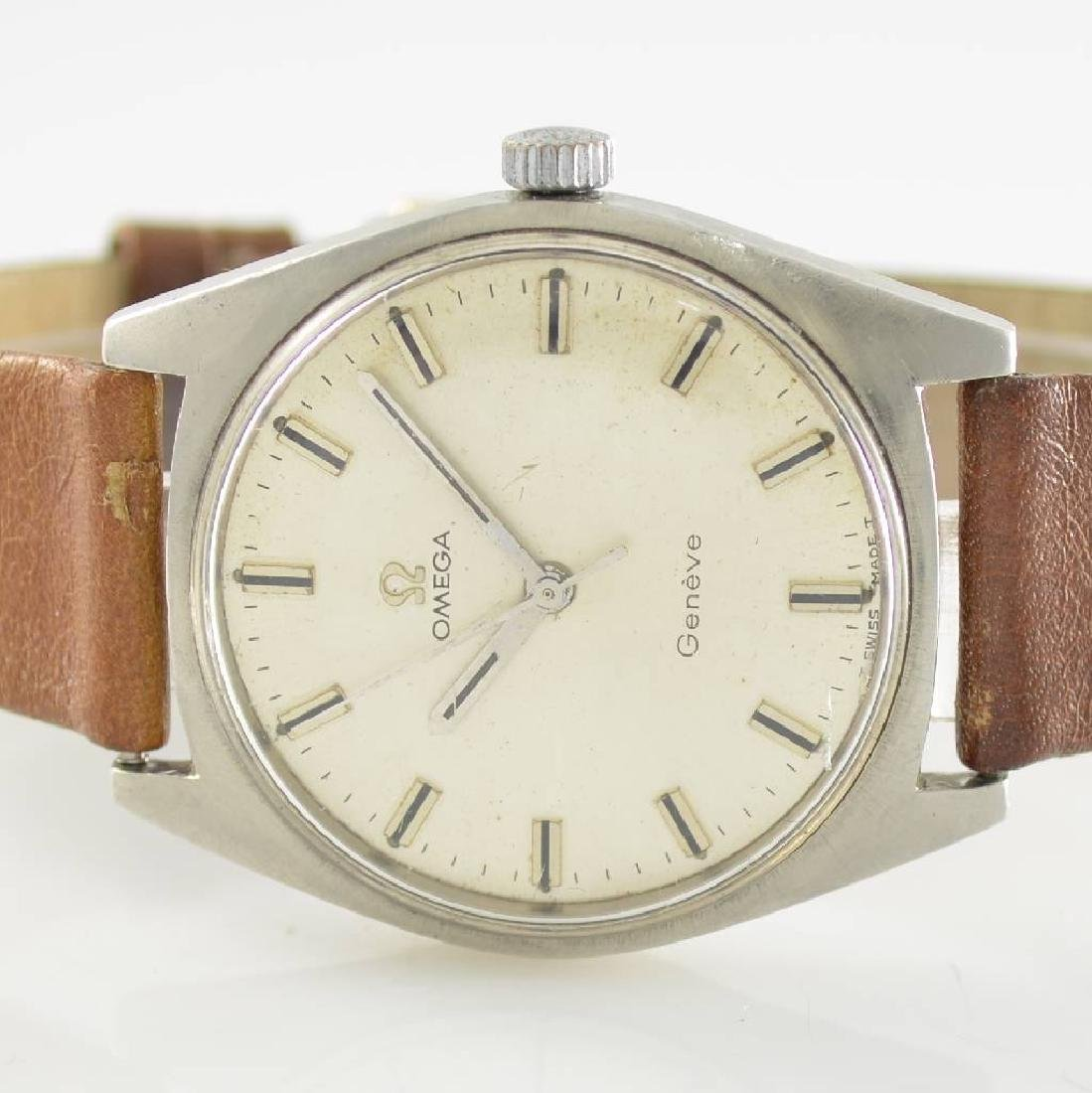 OMEGA manual wound gents wristwatch series Geneve - 2
