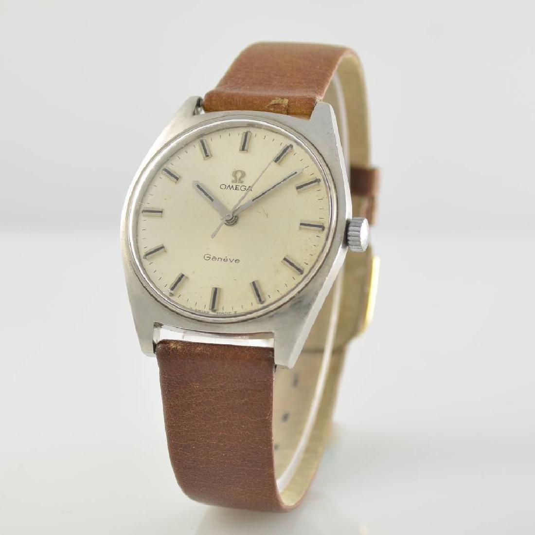 OMEGA manual wound gents wristwatch series Geneve - 3